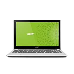 Touch Screen Laptop - Acer Aspire V5-571P-6642 15.6-Inch Touch Screen Laptop 