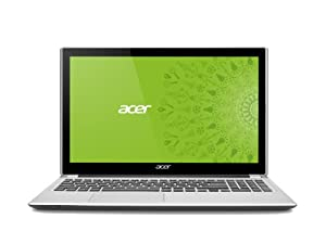 Acer Aspire V5-571pg-9814 15.6-inch Touchscreen Laptop Silky Silver