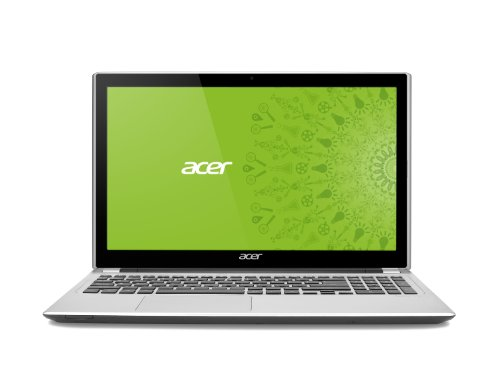 Acer Aspire V5-571P-6473 15.6-Inch Touch Screen Laptop (Silky Silver)