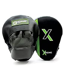 Curved Focus Pad Xpeed Black & Green