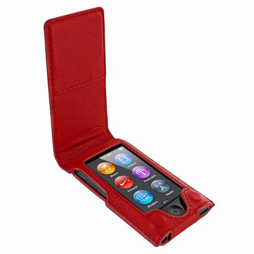 apple-ipod-nano-7th-gen-piel-frama-red-magnetic-leather-cover