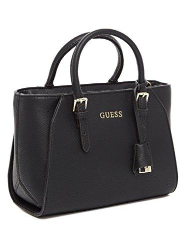 guess-sissi-small-satchel-sacs-a-main-femme-noir-nero-taille-unique