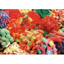 Great American Puzzle Factory Colorful Candy 1000 Piece Puzzle