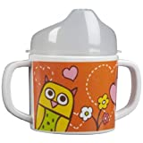 Sugar Booger Baby Sippy Cup. Hoot Feeding Collection.ORE Originals.