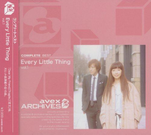 Every Little Thing Complete Best Vol,1 AQCD-50545