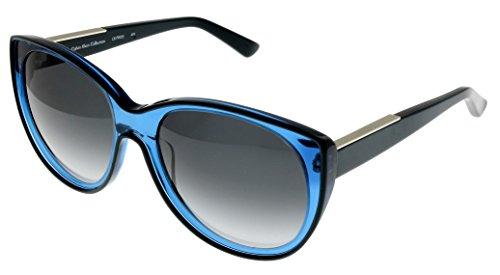 Calvin Klein Collection Sunglasses Women Blue Cateye CK7900 403