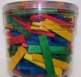 Vo-Toys Hamster / Bird Chew Sticks 144 count Jar