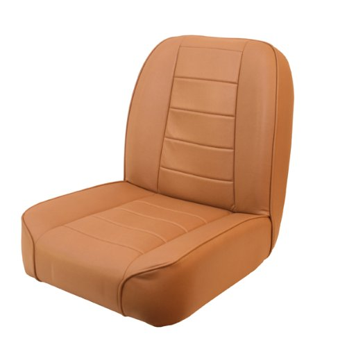 Rugged Ridge 13400.04 Standard Tan Low Back Front Seat front-437910