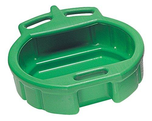 Lisle 17952 Green Drain Pan - 4.5 Gallon Capacity (Antifreeze Drain Pan compare prices)