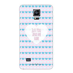 Designer Phone Covers - Samsung Note 4-justyouandmebabe