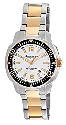 Giordano Analog White Dial Mens Watch - P157-55
