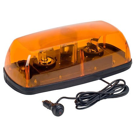 Canary Eco Halogen Mini Bar Warning Light (Amber)