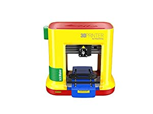 XYZ Printing da Vinci miniMaker 3D printer (fully assembled), FREE for: £12 300g PLA filament, £15 maintenance tools, modelling software, and video tutorials, 15x15x15cm Built Vol.