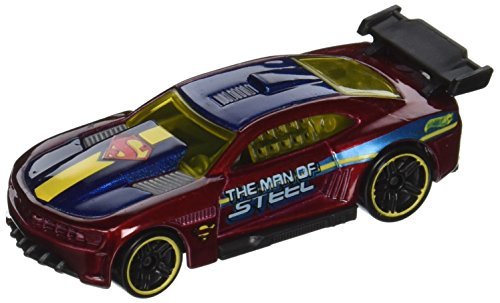 Hot Wheels Man of Steel Custom 11 Camaro Action Figure