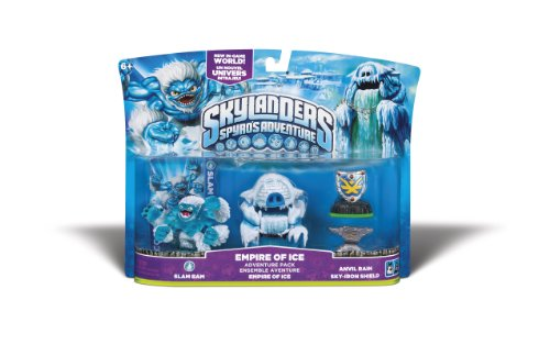 Skylanders Spyro's Adventure Pack Empire of Ice