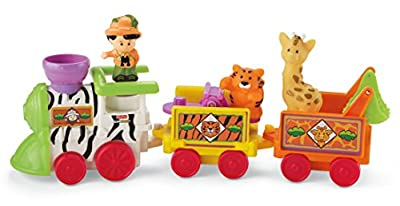 Fisher-Price Little People Musical Zoo Train by Fisher-Price Little People