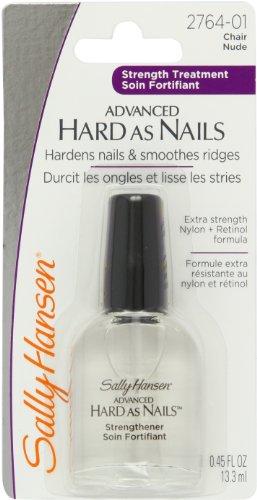 Sally Hansen Advanced Hard as Nails, Nude, 0.45 ...