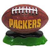 Pets First NFL Green Bay Packers Football Aquarium Tank Ornament at Amazon.com