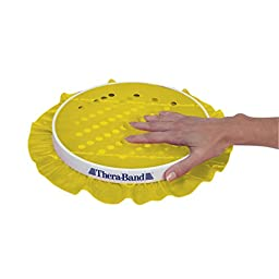 Thera-Band Progressive Hand Trainer Refill (Pack of 6), Yellow