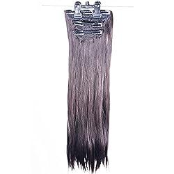 Majik 3 pcs Hair Extensions (Burgundy)
