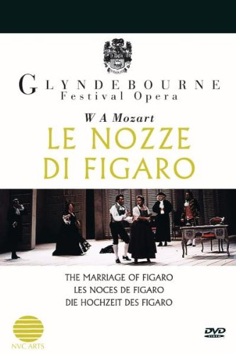Mozart: Le Nozze di Figaro (The Marriage of Figaro) -- Glyndebourne [DVD] [1999]