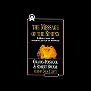 The Message of the Sphinx Audiobook