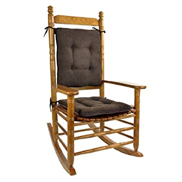 Rocking Chair Cushion Set - Chocolate
