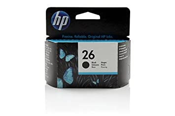 Alcatel Fax 200 - Original HP 51626AE / Nr 26 - Cartouche d'encre Noir -