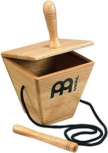 Amazon.com: Meinl Percussion CCA1NT Cajita, Natural Finish