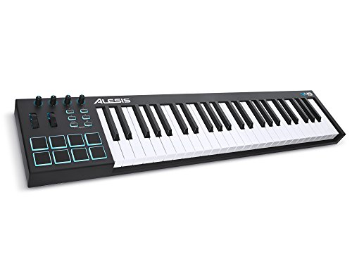 alesis-v49-49-key-usb-midi-keyboard-drum-pad-controller-8-pads-4-knobs-4-buttons
