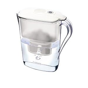 BWT WF 8800 / WF 9389 Tischwasserfilter 3.3 Liter, weiß