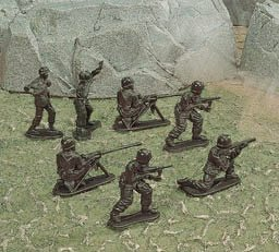 Buy Low Price JD Trading Special Forces Army Men – 100 Pieces – Size 1 3/4″ to 2″ Figure (B003FC89RG)