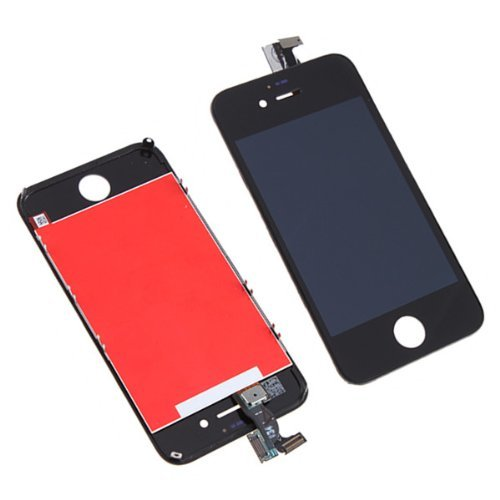 Digital Family Replacement For Apple Iphone 4S (Black) Touch Screen Digitizer + Lcd Assembly