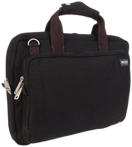 Jack Spade  City Laptop Bag,Black,One Size
