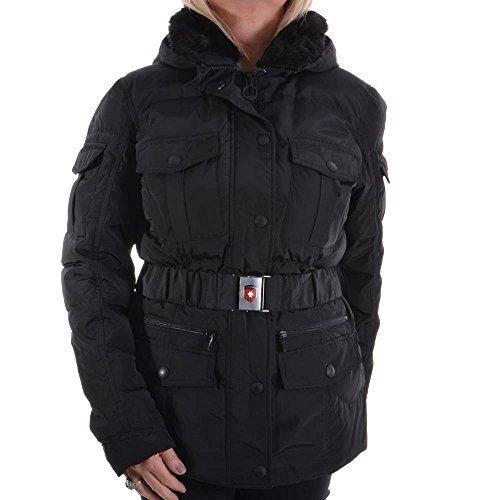 Wellensteyn Damenjacke Scarlet Gr. XXL 399 SCAR-382 Schwarz Damen Jacke Jacken