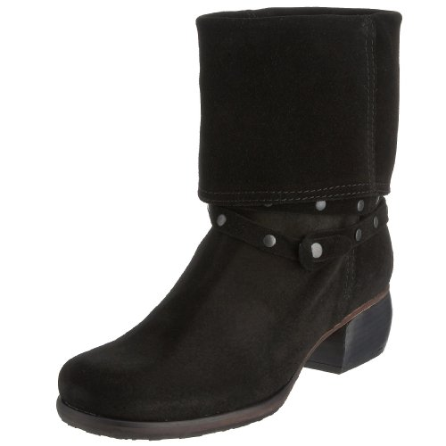Fly London Women's Jinda Boot Black P141371005 3 UK