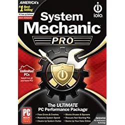 SYSTEM MECHANIC PRO (WIN XP,VISTA,WIN 7,WIN 8)