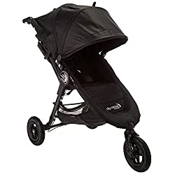 Baby Jogger 2016 City Mini GT Single Stroller - Black/Black