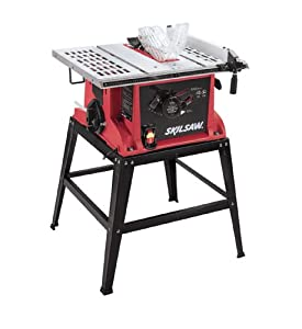 Skil 3310 02 15 amp table saw with fixed stand 10 inch for 10 inch table saw with stand