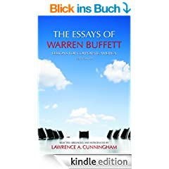 The Essays of Warren Buffett: Lessons for Corporate America, Third Edition