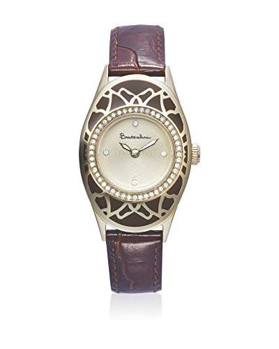 Braccialini Reloj de cuarzo Woman Marrón 26 x 32 mm