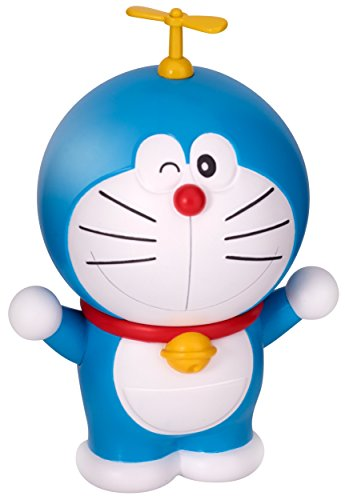 "Doraemon with Hopter 4"" Vinyl Figure - 1"