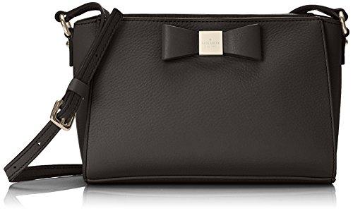 kate spade new york Renny Drive Sienna Cross Body Bag, Black, One Size
