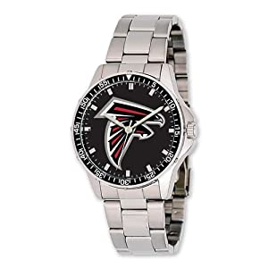 Mens NFL Atlanta Falcons Coach Watch by Jewelry Adviser Nfl Watches