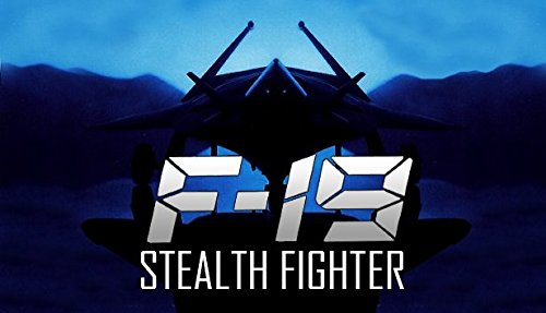 F-19 Stealth Fighter [Online Game Code]