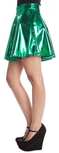 metalic-skater-skirt-green-large