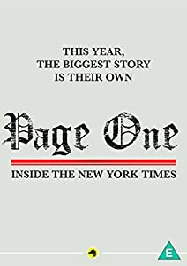 Page One: Inside the New York Times [DVD]