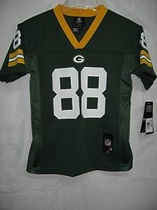 2012-2013 Season Jermichael Finley Green Bay Packers Green NFL Youth Jersey