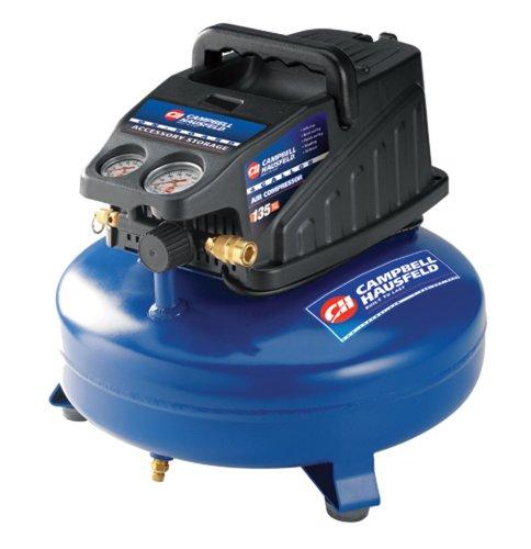 Campbell Hausfeld Air Tank : Campbell hausfeld fp gallon portable air compressor