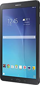 Samsung Galaxy Tab E SM-T560 8GB Black - tablets (Full-size tablet, Slate, Android, Black, Alarm clock, Calculator, Calendar, Events reminder, Notes, To-do list, 802.11b, 802.11g, 802.11n) by Samsung